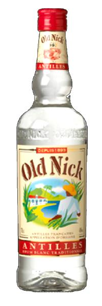 Old Nick Ron Cuba