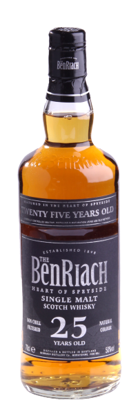 BenRiach 25 Yrs