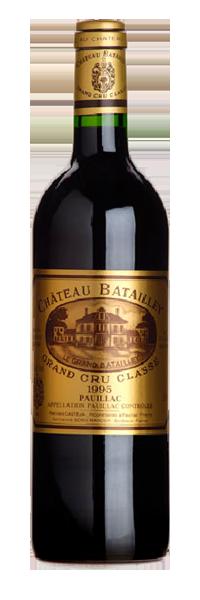 Ch. BATAILLEY 06 / 08 Grand Cru Classe 2006|2008