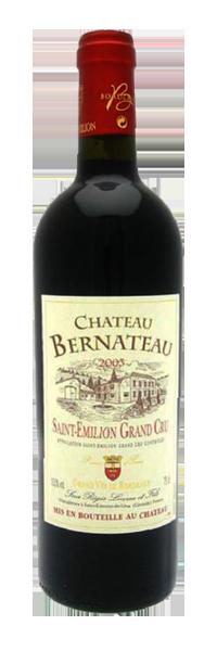 Ch. BERNATEAU 09 Grand Cru 2009