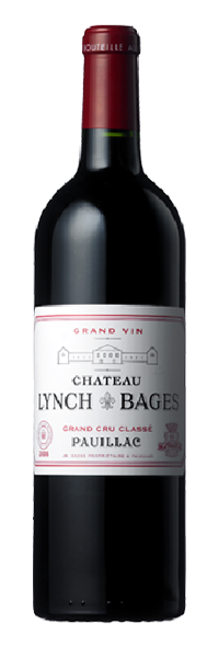 Ch. LYNCH-BAGES 09 Grand Cru Classe 2009