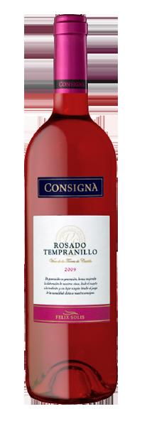 Consigna Tempranillo Rose 10 2010