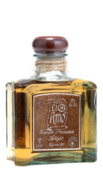 El Amo Anejo Premium 100% Agave