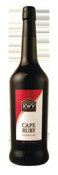 KWV Cape Ruby