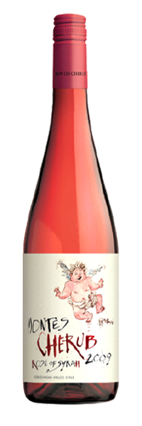 Montes CHERUB Rose of Syrah 13 / 14 2013