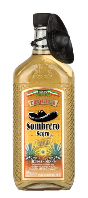 Sombrero Negro Gold